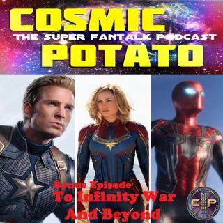 Bonus: To Infinity War And Beyond *LIVE*