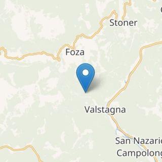 Lieve scossa di terremoto di 2.4 gradi fra Foza e Valstagna