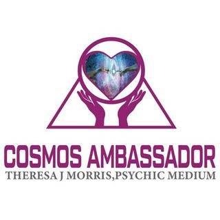TJ Morris ET Radio Psychic Network Club with Suzanne and Theresa
