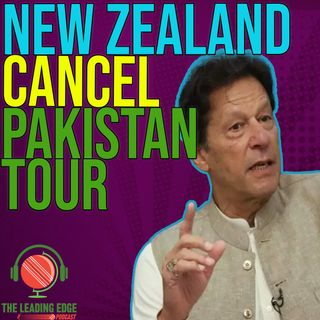 Blackcaps tour to Pakistan Cancelled due to security concerns | Pakistan cricket fans furious!