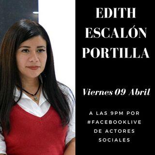 La Ruta del Manatí T1 Ep13- Edith Escalón Portilla