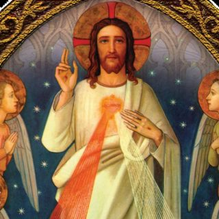 August 14 Divine Mercy Chaplet Live Stream 7:00 a.m.