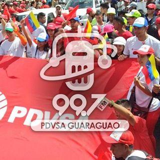 Fuerza laboral petrolera conmemoró en las calles el Día de la Juventud