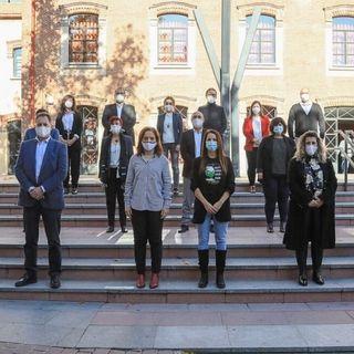 Sara Hernández y Alba Leo rubrican su acuerdo de Gobierno tras las ratificación de los militantes