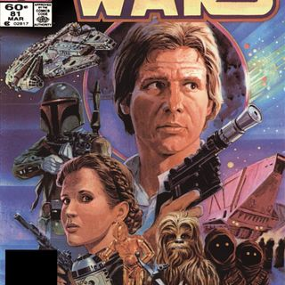Source Material #256: Star Wars #81 (Marvel, 1984)