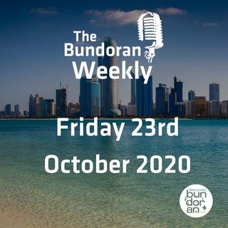 110 - The Bundoran Weekly - Friday 23rd October 2020