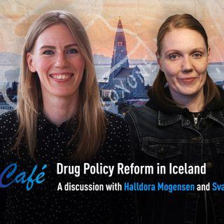 Drug Policy Reform in Iceland | Drugreporter Café | S01E8