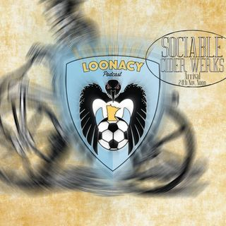 046 Sociable Cider Werks, Dedicated to Tom: Bridget McDowell, Early Offseason MNUFC News and Bank robbers