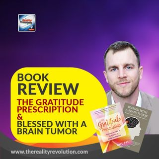Book Review for The Gratitude Prescription and Blessed with a Brain Tumor