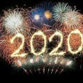 Especial De Año Nuevo Adiós 2019 Bienvenido Año 2020
