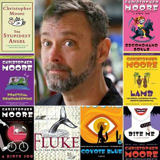 Christopher Moore - Author Interview