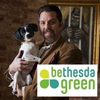 Sustainable Community and Green Business - Adam M Roberts on Big Blend Radio