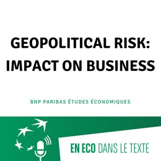 #02 – Geopolitical risk: impact on business