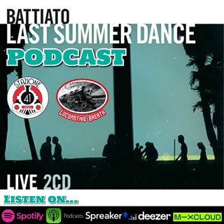 Last Summer Dance Live Tributo a Franco Battiato