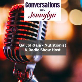 Radio Show Host _ Nutritionist _ Gail of Gaia