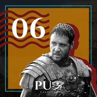 Carretazo #6: Gladiador, ¿cómo come Cómodo?