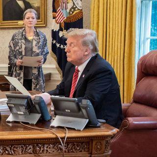 Trump apelará fallo contra construcción del muro
