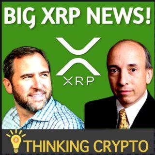 Ripple XRP News - Brad Garlinghouse Bullish On Gary Gensler As SEC Chairman!