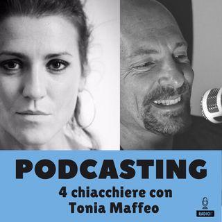 PODCASTING: 4 chiacchiere con Tonia Maffeo di Voxnest