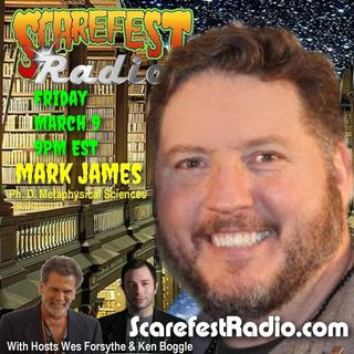 Mark James Ph.D. and Akashic Awareness SF11 E16