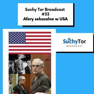 Afery seksualne w Federacji Pływackiej w USA! Suchy Tor Broadcast #33