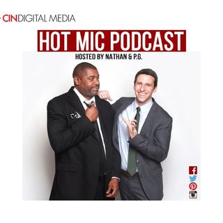 EP 3 | 11 Year Old Girl Tasered By Cincinnati Police | Hot Mic Podcast | CinDigital Media