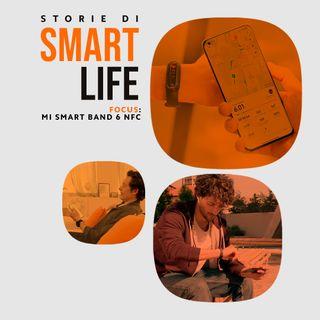 Focus: Mi Smart Band 6 NFC