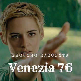 Venezia 76 | Seberg, J'accuse, The Kingmaker, La Llorona, Lingua Franca.