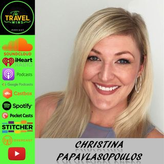 Christina Papavlasopolous Shefari Travels