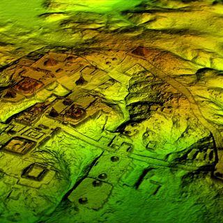 Guatemala's Maya Mega City Discovered!