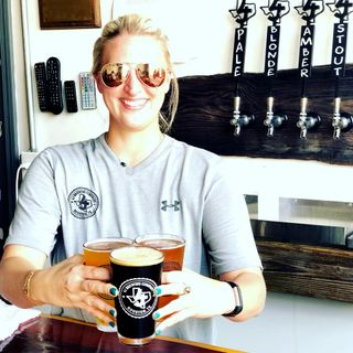 GCPH Episode 31: LIVE with Jennifer Edwards from 4J Brewing, the only 100% FEMALE OWNED / 100% FEMALE BREWERS brewery we know of.