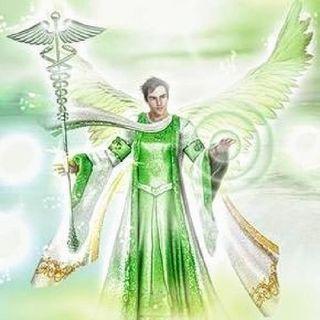 Jueves: Rayo de luz verde. Sanación a través del Arcángel Rafael.