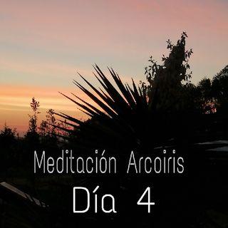 Día 4 - Reto De Meditación Arcoiris