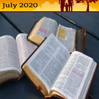 Bible Study The Uplifting Word - July 2020