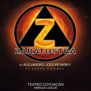 Zaratustra en el Teatro Coyoacán