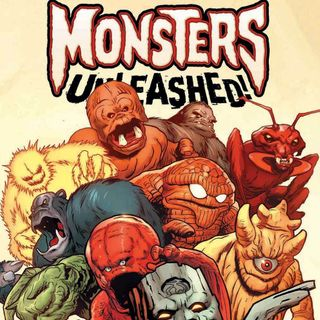 Diggin into Monsters Unleashed with Marvel Matt