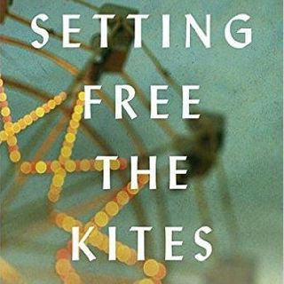 Alex George author of Setting Free The Kites