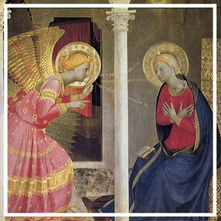 Evening Prayer For The Annunciation of the Lord to the Blessed Virgin Mary