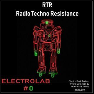 ELECTROLAB 0  Dark Electro Techno vinyls Selection by Gimmy