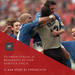 Episodio 16 - Olanda-Italia: il romanzo di una partita epica