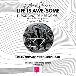 Pulse Bikes: Urban Nomads y Eco-Movilidad