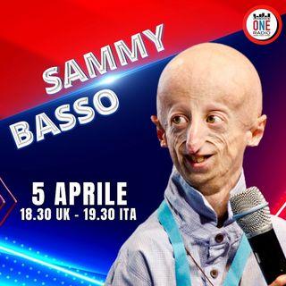 """Sammy Basso: """"Studio per combattere la mia patologia, la Progeria"""""""