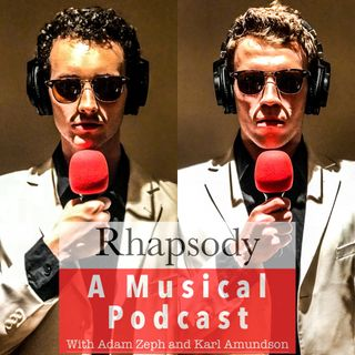 Rhapsody #5: Dwayne The Rock, Writing a Musical, and Faith w/Brianna Barnes!