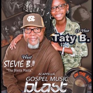 Stevie B's Acappella Gospel Music Blast - (Episode 51)