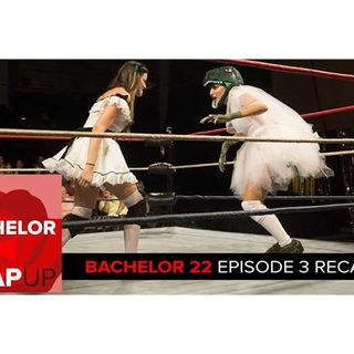 Bachelor Season 22 Episode 3: Dogs, Wine, and GLOB Wrestling