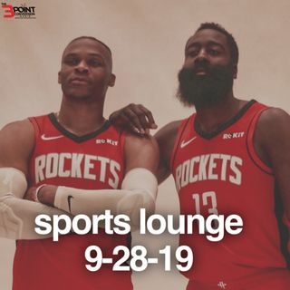 The 3 Point Conversion Sports Lounge- NBA Media Day , LSU Best In SEC, Errol Spence Jr. vs. Shawn Porter, Daniel Jones Is Legit (?)