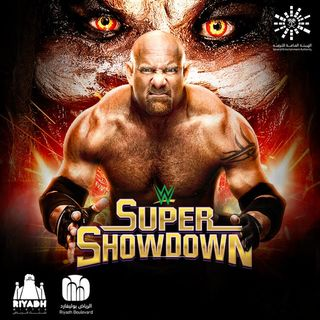 TV Party Tonight: WWE - Super ShowDown (2020)
