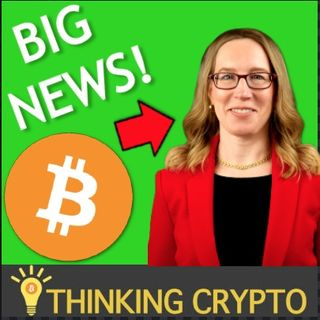 CRYPTO MOM HESTER PIERCE CONFIRMED FOR SECOND TERM WITH SEC & VECHAIN MASSIVE FOOD SAFETY ADOPTION