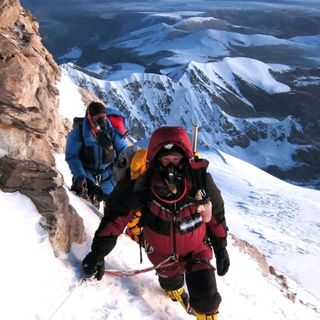 #ICYMI - Conquering Mountains, with Vanessa O'Brien