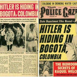 Hitler en Colombia: Entrevista con Abel Basti parte 3